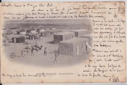 MALI (Soudan Français) - Poste De Bamba Chameau Habitation - Mali