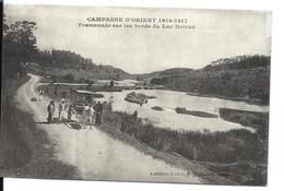 MACEDONIA 1917 - Promenade Bords Lac DOIRAN -  Buy It Now ! - Macedonia