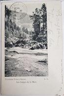 Frontière Franco Suisse- Les Gorges De La Mort 1914 - Non Classés