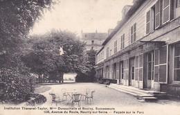 D92  Institution Thevenet Taylor 108 Avenue Du Roule NEUILLY SUR SEINE - Neuilly Sur Seine