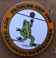 GRENOUILLE - MTV HÄRKINGEN - EGERKINGEN - FRÖSCHE CUP 93 - SUISSE - SWISS - SCHWEIZER - SCHWEIZ - SWITZERLAND - (24) - Voleibol