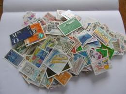 France Lot De 400 Timbres Oblitérés - Stamps