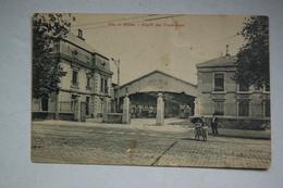 REIMS. Dépôt Des Tramways - Reims