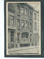 59-MALO-les-BAINS-( Dunkerque)-Une Vue De L'Entreprise De Demenagements G.WOETS-2e Choix Carte Avec Traits D'encre - Malo Les Bains