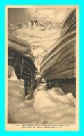 A788 / 495 74 - Env ChamoniX Mont Blanc Village Du Tour En Hiver - Andere Gemeenten
