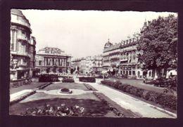 34 - MONTPELLIER - LA PLACE DE LA COMEDIE - ANIMÉE - - Montpellier