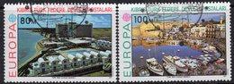 Cyprus Turkish 1977 Europa Set Of 2, Used, SG 49/50 (A) - Usados
