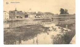 HOTTON  Centre  Riviere Et Pont - Hotton
