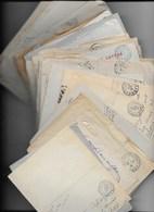 GUERRE 14/18 Lot De + De 150 Lettres Majoritée Avec Texte Correspondance Essentiellement Pour Le Département Du LOT - 1914-18
