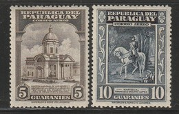 PARAGUAY - PA N°136/7 ** (1944-45) - Paraguay
