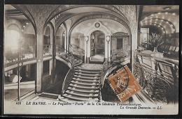CPA 76 - Le Havre, Le Paquebot Paris De La Cie. Générale Transatlantique - La Grande Descente - Le Havre