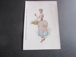 Chromo,Chocolat Magniez Baussart Amiens - Trade Cards