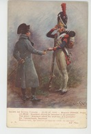 NAPOLEON - SALON DE PARIS - La Prise : NAPOLEON Offrant Sa Tabatière à Un Grenadier - Par MAURICE ORANGE - Historical Famous People