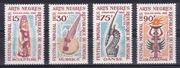 Senegal - 1966 - ( Intl. Negro Arts Festival, Dakar ) - MNH (**) - Sénégal (1960-...)