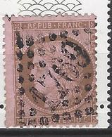 FRANCE 1873 TIMBRE 58 OBLITERE CERES - 1871-1875 Cérès