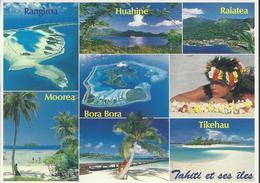 """Tahiti Et Ses Iles - Destination France En 2000, Timbre """"artisanat Traditionnel"""" 85F - Polynésie Française"""