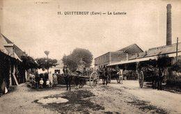 15008       QUITTEBEUF  LA  LAITERIE - France