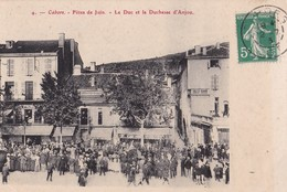 CPA/004.....CAHORS ...FETES DE JUIN - Non Classés