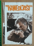 Prog 23 - The Comedians (1967), Richard Burton, Elizabeth Taylor, Alec Guinness - Cinema Advertisement