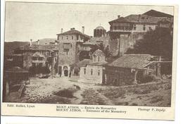 MOUNT-ATHOS Macedonia - Monastère (1917) Buy It Now ! - Macedonia