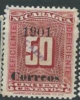 Nicaragua       Yvert  N° 161 Oblitéré      -  Ai 28622 - Nicaragua