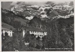 Schweiz - Seewis Im Prättigau - Hotel Scesaplana - Ca. 1960 - GR Grisons