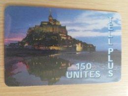 FRANCE/FRANKRIJK  TELPLUS 150 UNITES PREPAID  USED    ** 1505** - Nachladekarten (Handy/SIM)