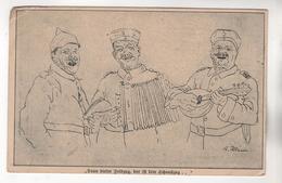 +3709,  Weltkrieg 1914-18, Feldpost, - Guerre 1914-18