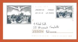 ENTIERS POSTAUX PRET A POSTER  Theme POSTE AERIENNE PARIS CATHÉDRALE NOTRE DAMES - Prêts-à-poster: Other (1995-...)