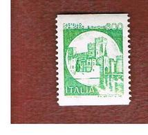 ITALIA  - UNIF. 1979 - 1991 CASTELLI X DISTRIB. AUT.: SCALIGERO 600 LIRE      - NUOVI **(MINT) - 1946-.. République
