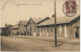 CPA 59 - VALENCIENNES - LA NOUVELLE GARE - Valenciennes