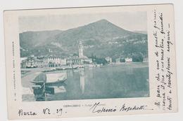 Cernobbio (CO) - F.p. - Fine '1800 / Inizi '1900 - Como
