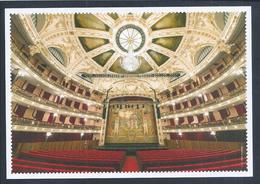Postal Stationery Of 100 Years Theatro Circo De Braga. Cinema, Theater And Opera Room. Kino, Theater. Salle De Cinéma. 2 - Cinéma
