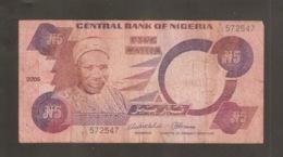 NIGERIA 5  NAIRA - Nigeria