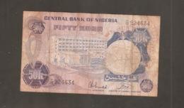 NIGERIA 5 KOBO - Nigeria
