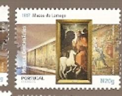 Portugal  ** & Portuguese Centenary Museums,Group II, Lamego Museum 2020 (5749) - 1910 - ... Repubblica