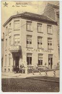 BLANKENBERGHE - Au Lawn Tennis - Café Restaurant - Rampe Léopold - Veuve Roosen - Blankenberge