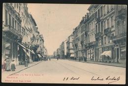 LEUVEN  LA RUE DE LA STATION II    A.SUGG  65N/ 33 - Leuven