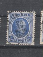 COB 257 Oblitération Centrale LE ROEULX - 1922-1927 Houyoux