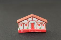 Fève De La Série LES FACADES REGIONALES - Maison Du Pays Basque - 2008 - (Réf. 006) - Other