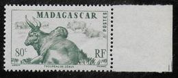 MADAGASCAR 1946 YT 305** - Otros