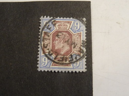GB  Edouard VII Roi-1902-10 - Used Stamps