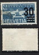 Suisse Poste Aérienne N°22 Oblitéré, Qualité Très Beau - Poste Aérienne
