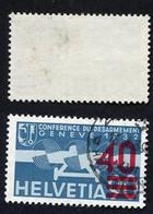Suisse Poste Aérienne N°24 Oblitéré, Qualité Très Beau - Poste Aérienne