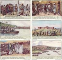 1545 Histoire Du Congo Belge I - GESCHIEDENIS VAN BELGISCH KONGO I  - Complete Liebig Serie - Liebig
