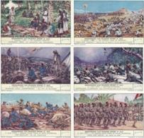1546 Histoire Du Congo Belge I - GESCHIEDENIS VAN BELGISCH KONGO II  - Complete Liebig Serie - Liebig
