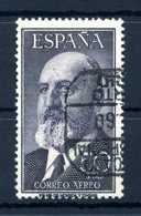 1955 SPAGNA SET USATO N.A265 - 1931-Aujourd'hui: II. République - ....Juan Carlos I