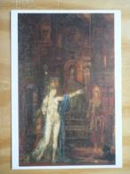 CPSM 1998 écrite - GUSTAVE MOREAU Salomé Dansant Devant Hérode - Paintings