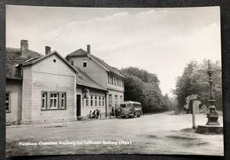 Forsthaus Gaststätte Auerberg Stolberg/ Bus - Stolberg