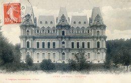 198E... CHIRY  Le Château - France